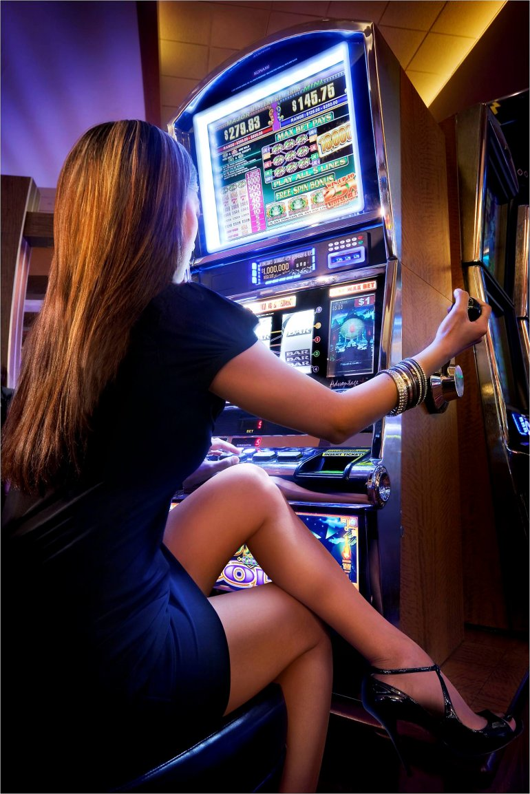 Игровые автоматы с прогрессивными джекпотами