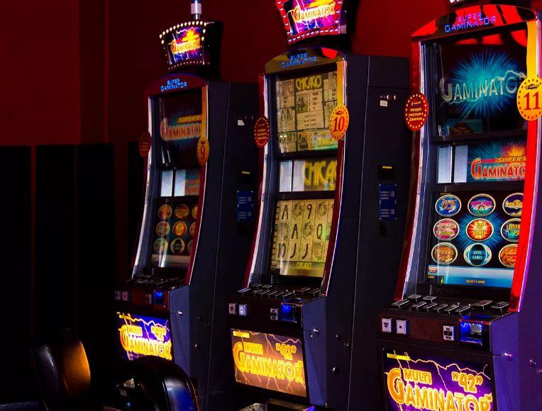 Выбираем игровой автомат