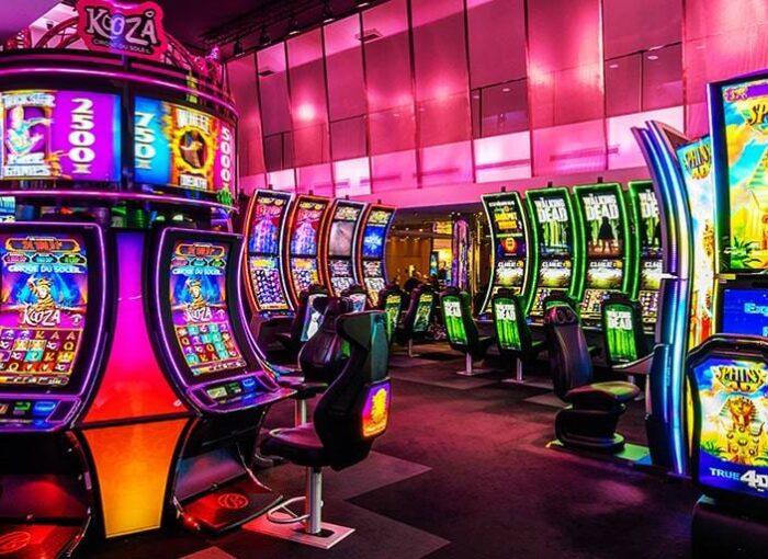 Современные игровые автоматы